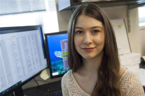 Teen helps scientists study her own rare disease