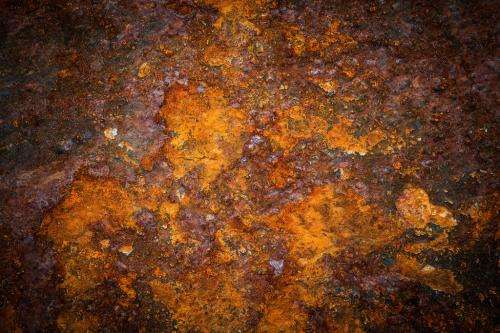 The core of corrosion