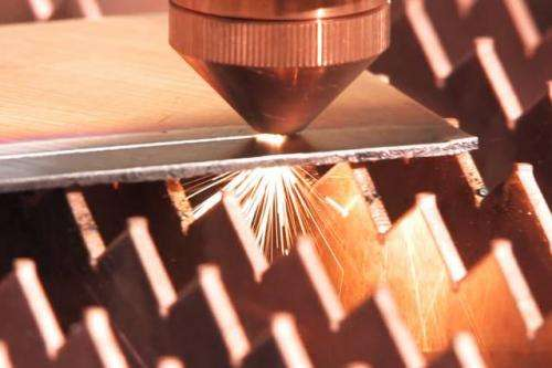 The first direct-diode laser bright enough to cut and weld metal