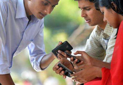 The Huffington Post hopes to gain new readers in India, where smartphones and other Internet-enabled devices are proliferating