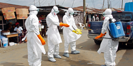 The mathematics behind the Ebola epidemic