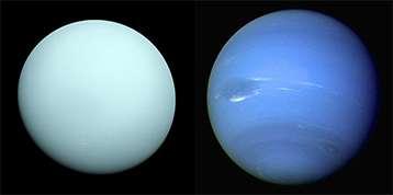The origin of Uranus and Neptune elucidated?
