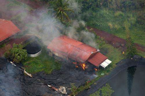 The price Hawaiians are prepared to pay for living near volcanoes
