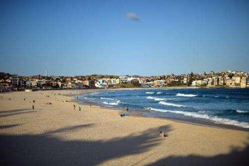 Three-quarters of the trash found off Australian beaches is plastic, study says