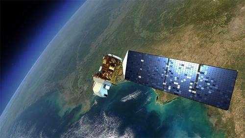 Tracking urban change and flood risk with Landsat satellite