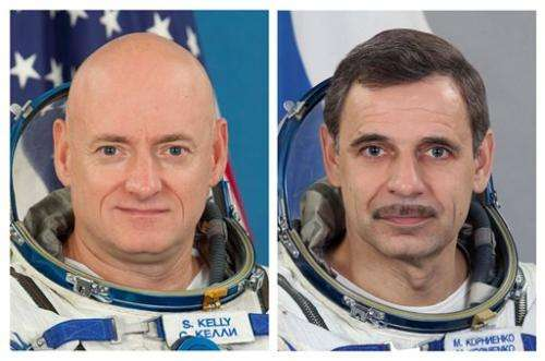 Two astronauts will expand envelope with one-year spaceflight