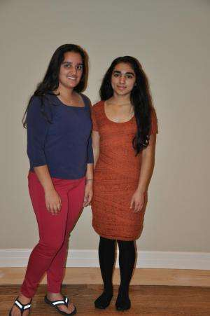 Two Michigan high school students develop screening tools to detect lung and heart disease