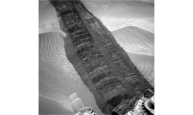 Two years and counting on red planet for NASA Mars Curiosity rover
