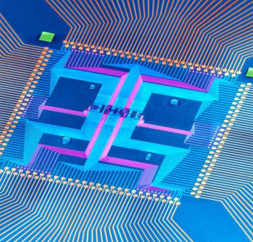 Beyond the Moore's Law: Nanocomputing using nanowire tiles