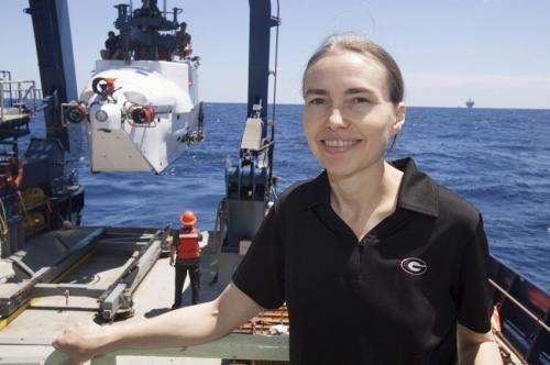 UGA research examines fate of methane following the Deepwater Horizon spill