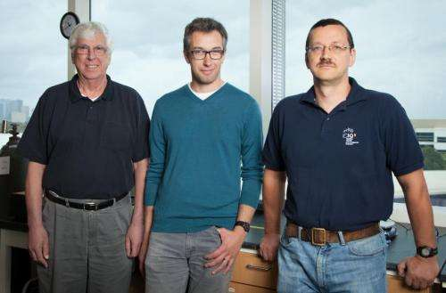 UH chemists develop porous molecules that bind greenhouse gases
