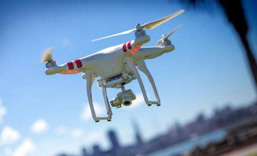 Update to Phantom 2 Vision and Vision+ UAVs allows for autonomous flights