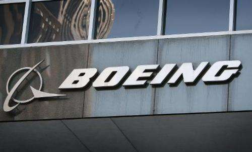 US aircraft manufacturer Boeing has developed a smartphone geared mainly toward people working in defense and homeland security,
