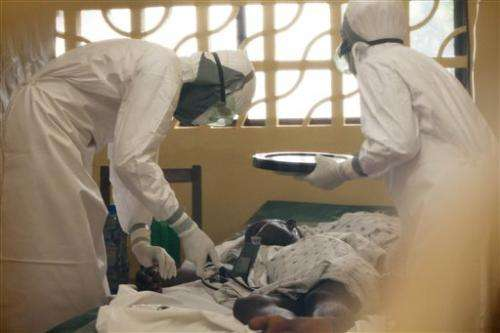 US doctor in Africa tests positive for Ebola