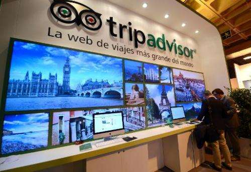 US giant TripAdvisor is acquiring France's LaFourchette, an online restaurant booking site with a network of more than 12,000 re