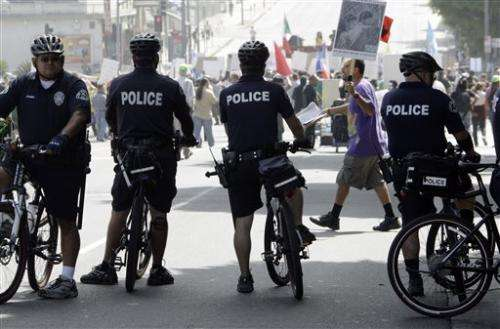 US police use technology to ID troubled officers (Update)