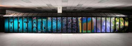 US supercomputer Titan does calculations for HZDR cancer research
