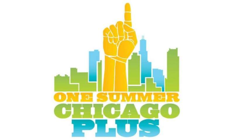 Chicago summer jobs program for high school students dramatically reduces youth violence