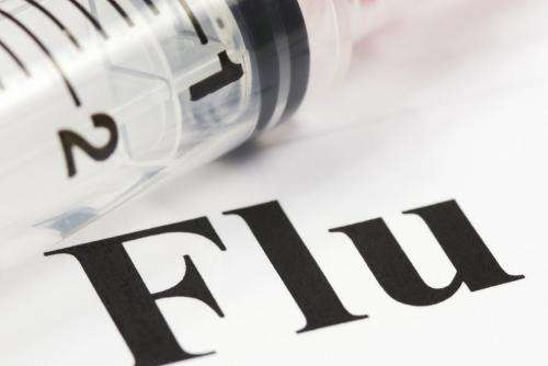 Vaccination remains the best way to avoid the flu