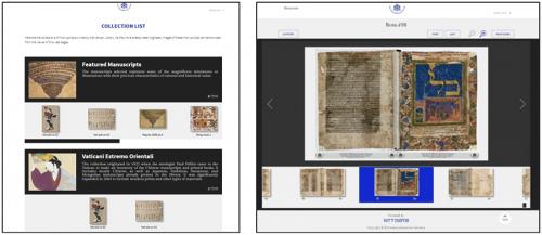 Vatican's manuscripts digital archive now available online
