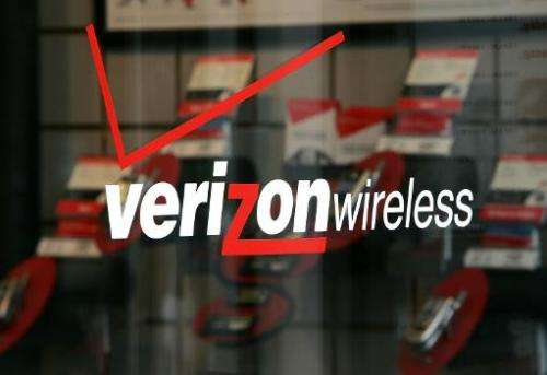 """Verizon on Wednesday became the first major US telecom carrier to release a """"transparency report,"""" and said it receive"""