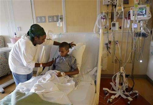 Virus probed in paralysis cases in 9 US kids