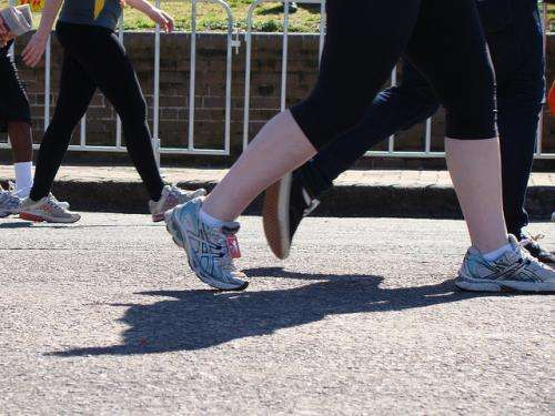 Walking helps COPD sufferers breathe easy