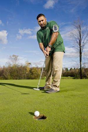 Want to Improve Your Putt? Try Listening to Jazz