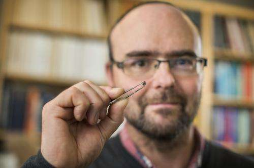 Water-rich gem points to vast 'oceans' beneath the Earth: UAlberta study
