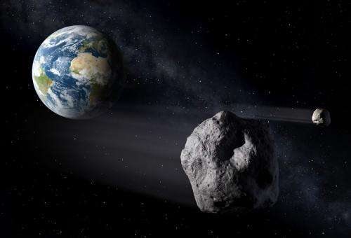What is the Difference Between Asteroids and Comets?