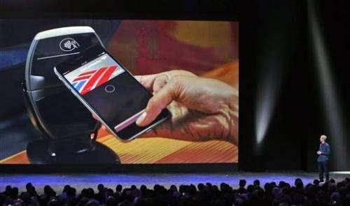 Will Apple's digital wallet kill the card swipe?