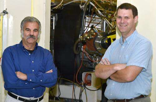 With electron beams, NRL to clean up NOx emissions from coal power plant