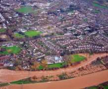 Working together to promote greater resilience to flooding