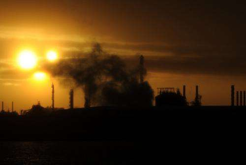 World falling far behind on two-degree climate goal