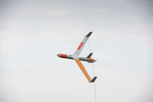 World-first breakthrough for small unmanned aircraft