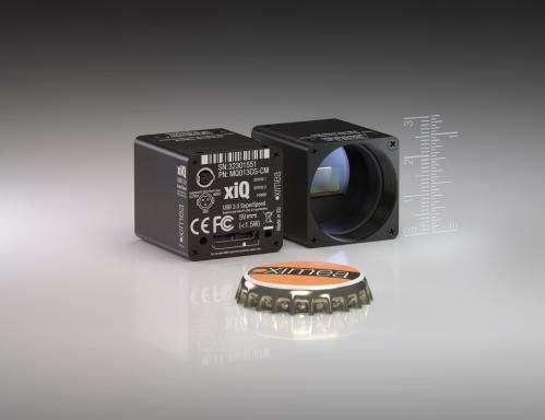 XIMEA & Imec bring smallest hyperspectral imaging camera to market