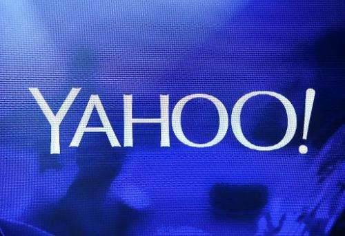 Yahoo shares tumbled Wednesday on concerns its stake in Alibaba may be worth less than anticipated following the Chinese online