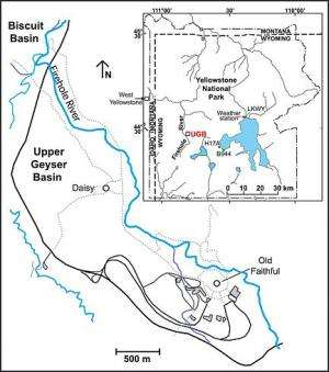 Yellowstone geyser eruptions influenced more by internal ...