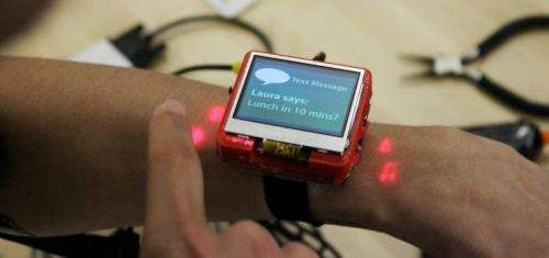 Skin icons can tap into promise of smartwatch