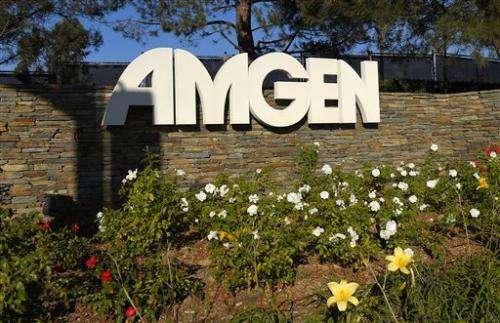 Amgen tops Street 4Q forecasts