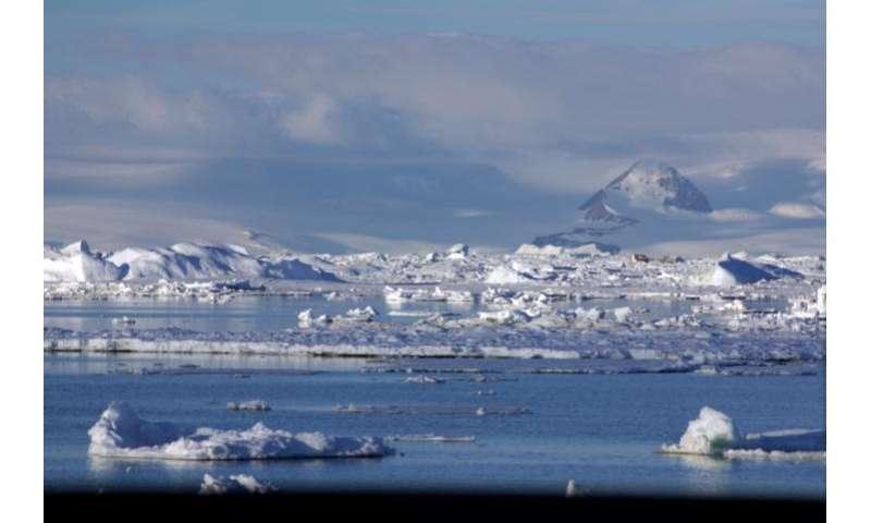 Antarctic warming stimulates diversity of soil fungi