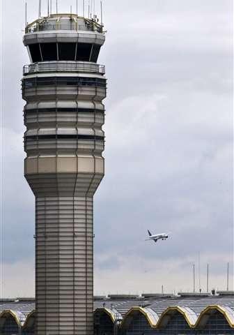 AP EXCLUSIVE: Air controller study shows chronic fatigue