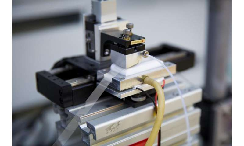 A record-setting way to make transparent conductors—spread them like butter on toast