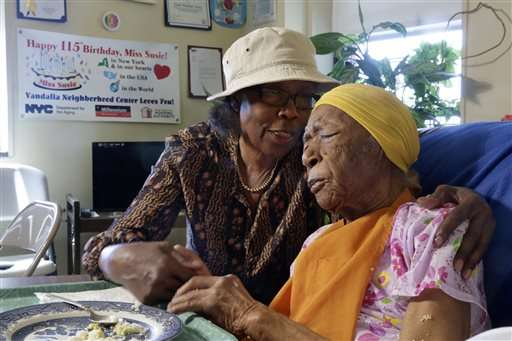 A world apart: Two women with birthdates in 1800s still alive