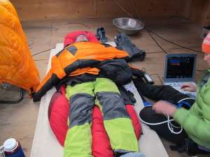 'Beeting' high altitude symptoms with beet juice