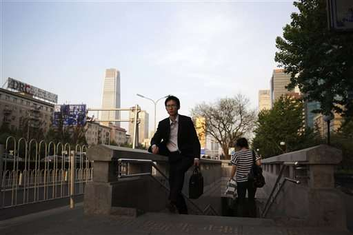 Beijing govt says air had less pollution in first part of year