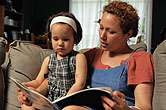 Brain scans show why reading to kids is good for them