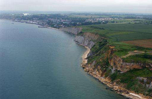 British researchers on Monday began collecting the DNA of residents from Normandy in northern France in search of Viking heritag