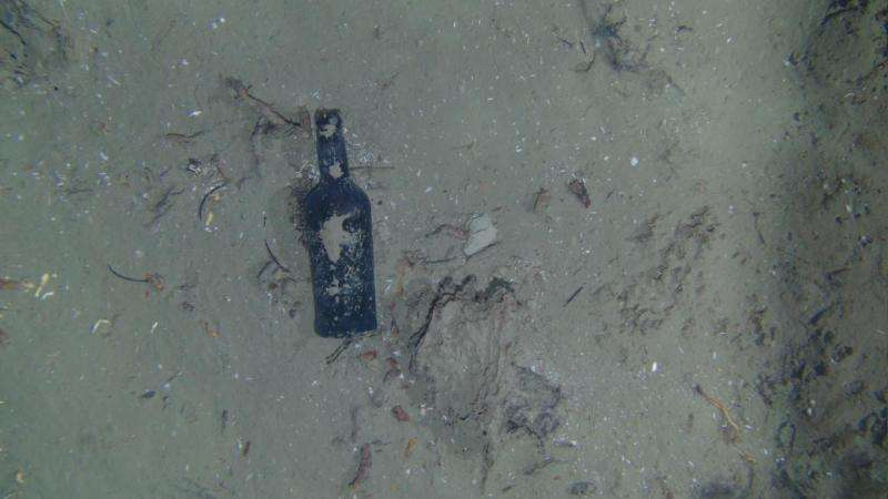 Centuries-old shipwreck discovered off North Carolina coast