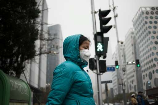 China is the world's biggest polluter, and its emissionswill be at the centre of talks starting in Paris